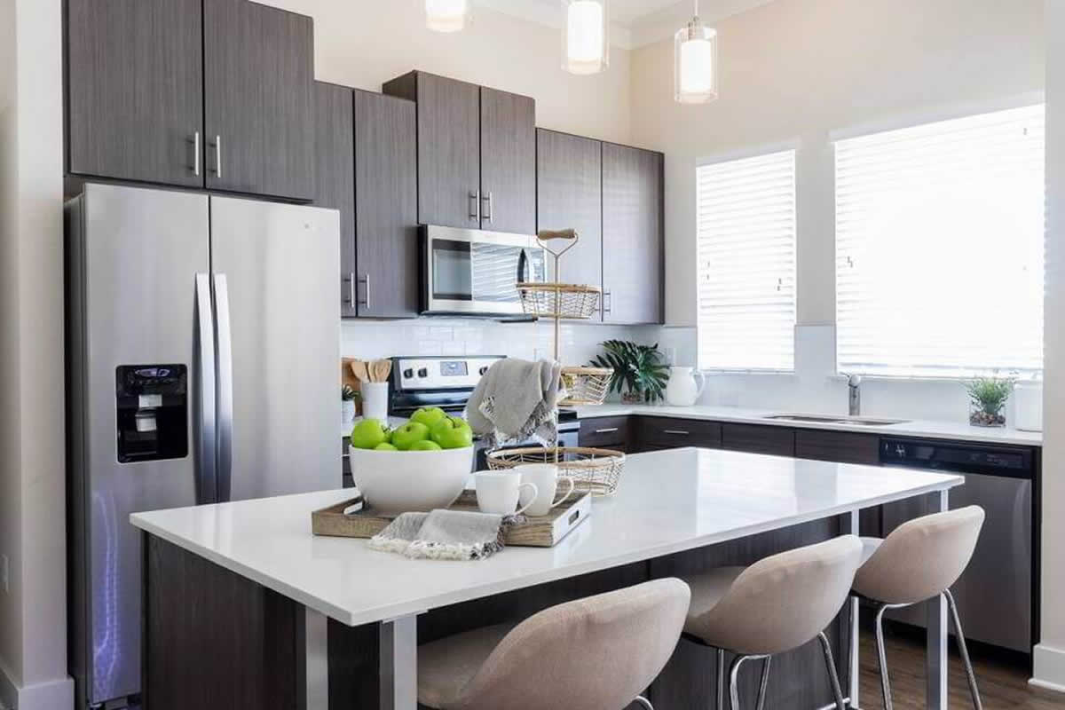 Tips to Organize your Apartment Kitchen
