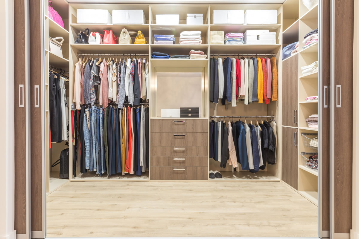 How to Declutter Your Apartment Closet