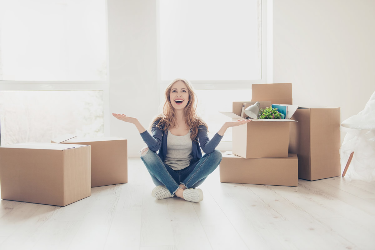 Steps to Efficient Unpacking When You Move into Your New Apartment